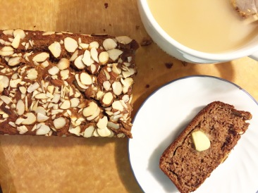 What's better than chai tea? Chai tea in banana bread form!