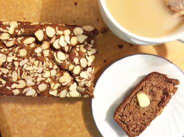 What's better than chai tea? Chai tea in banana bread form!