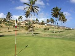 Par-4 16th at Royal St. Kitts
