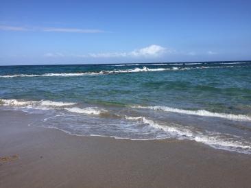 Beaching