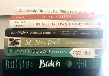 Some standout cookbooks