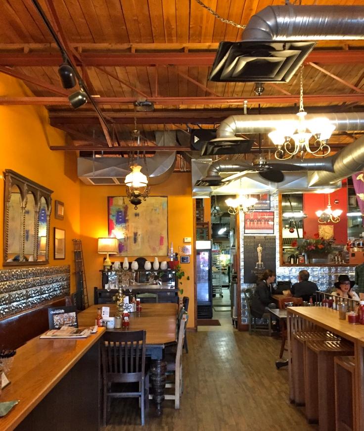 The Bohemian Cafe, Kelowna