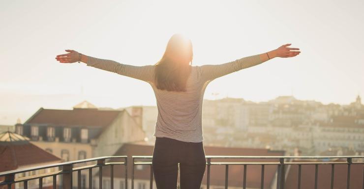 morning, sun